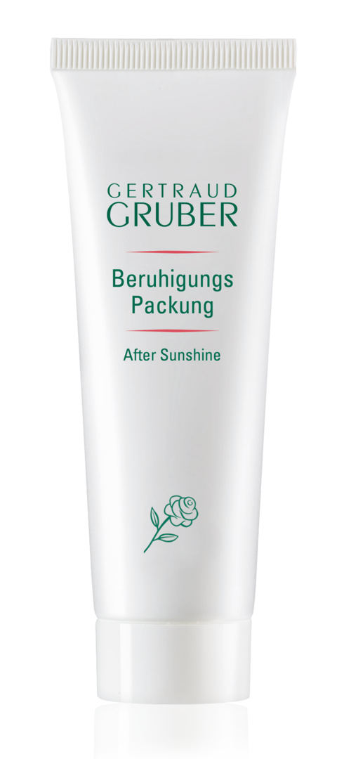 Beruhigungspackung - After Sunshine