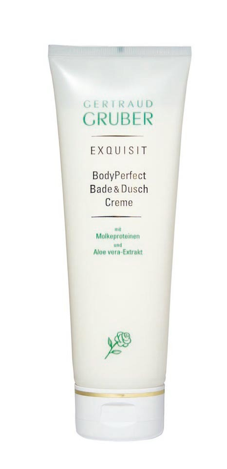 EXQUISIT Body Perfect Bade- & Duschcreme