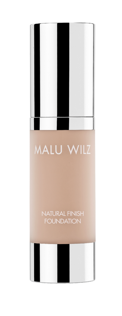 Natural Finish Foundation - MALU WILZ